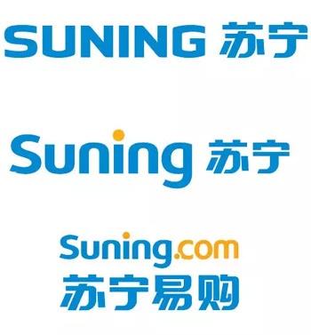 苏宁易购 全新logo曝光,增加小狮子形象